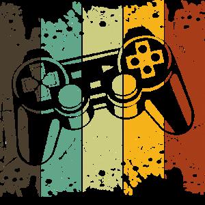 Gaming Zocker Konsole Controller Joystick Esports