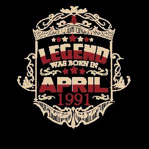 April 1991 Geburtstag Frauen Herren