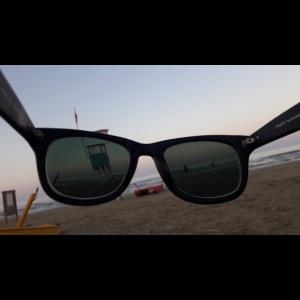 Sonnenbrillen Strand Design