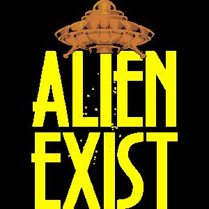 Alien ist wahr