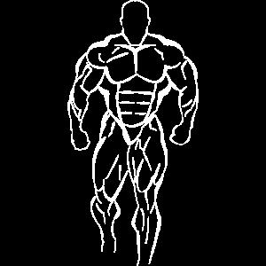 Bodybuilder Beast Physic