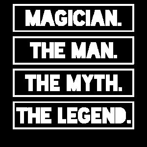 Zauberer Magier