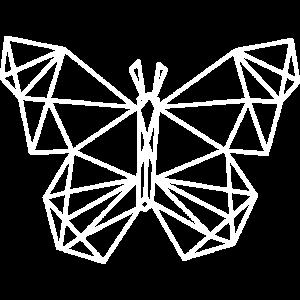 Schmetterling Geometrisch Frühling