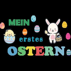 Mein erstes Ostern   Frohe Ostern