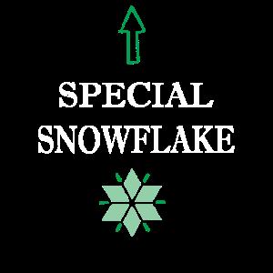 Special Snowflake Etwas Besonderes Einzigartige