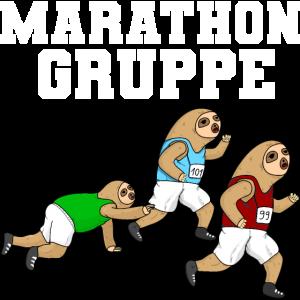 Marathon Gruppen Outfit