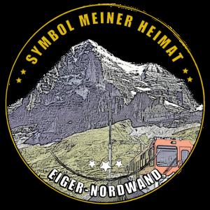 Eiger SYMBOL MEINER HEIMAT