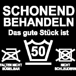 50. Geburtstag 50