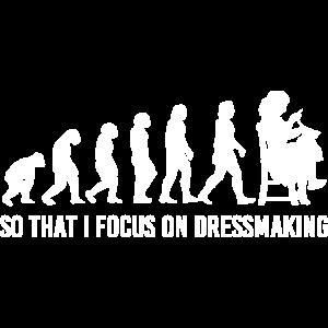 Schneiderei Evolution