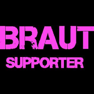 Braut supporter design