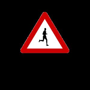 Achtung! Extrem guter Läufer!