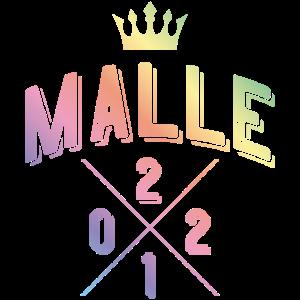 Malle 2021 Bunt Krone