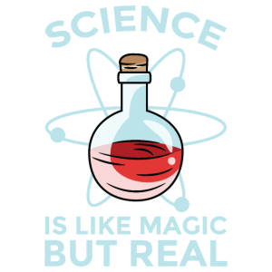 Chemie Lehrer Science Is Like Magic But Real