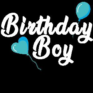 Birthday Boy   Geburtstag Junge Jungs Mann Männer
