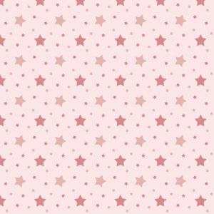 Süße rosa Sterne Muster