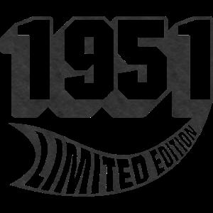 Limitiert 1951 Geboren