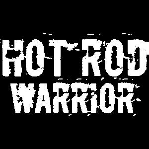 Hot Rod Warrior vintage in weiss