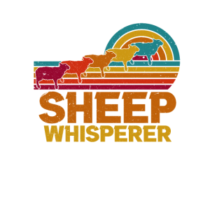 A sheep whisperer is an expert for these cute wool