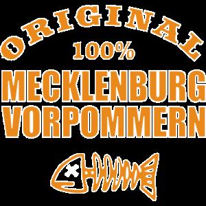 Original 100% Mecklenburg-Vorpommern | Meck-Pomm