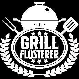 Grill Flüsterer Grillen Grillmeister Geschenk