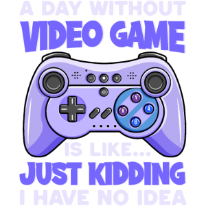 A Day witout Video Games kidding i have no idea