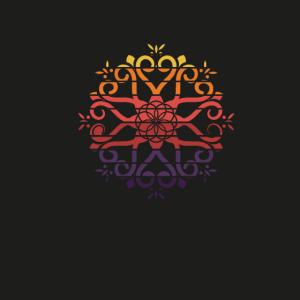 Vegvisir Vintage Mandala