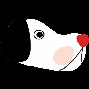 rote Nase Tag Hund Ausgabe