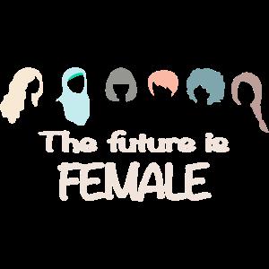 International Women's Day Frauentag Frau Zukunft