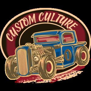 Automobil hot rod Fan?Custom Culture