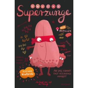 Superzunge *Anatomy Cartoon Art*