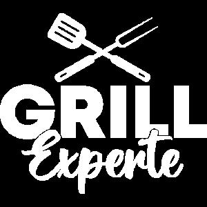 Grill Experte Grillmeister Grillen Geschenk