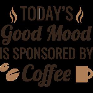 Gute Laune Kaffee