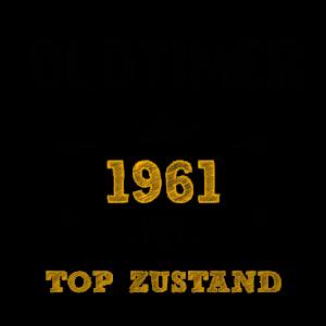 Oldtimer 1961 Geburtstagsgeschenk 2021