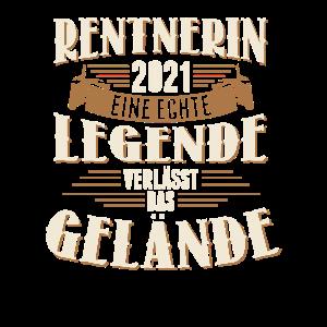 Rentnerin 2021 Eine Legende Verlässt Das Gelände