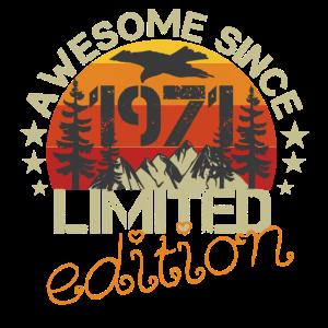 Jahrgang 1971 Limited Edition