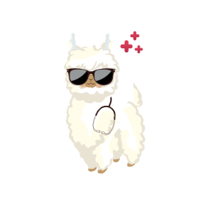 Doctor Llama Ain't Got Time For Your Drama Alpaca