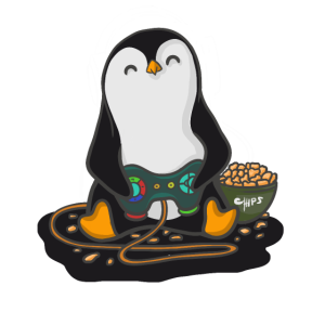 Zocker Pinguin