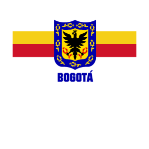 Bogota Coat Of Arms Flag Colombia