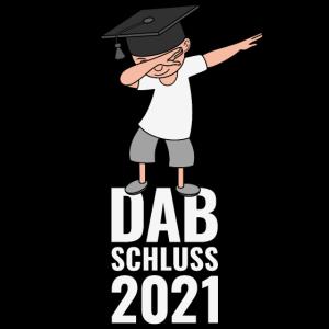 Abschluss 2021 Dabbing Schule Dabschluss 2021