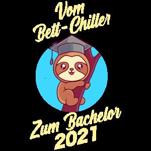 Studium Abschluss 2021 Spruch Vom Bett Chiller