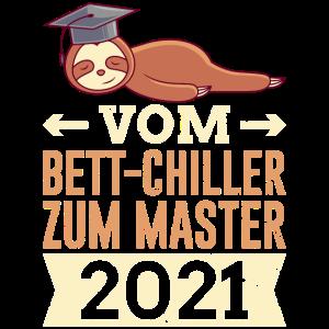 Vom Bett Chiller zum Bachelor zum Master Abschluss