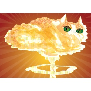 Atomic Cat maskerdesign