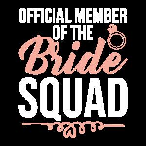 Bride Squad Member
