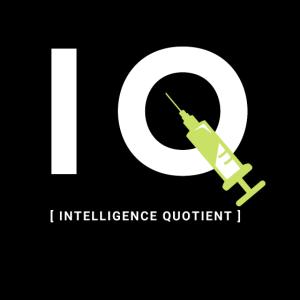 Mit IQ gegen Corona T-Shirt