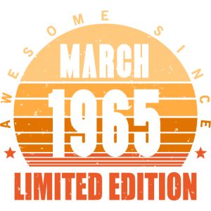 Awesome Since March 1965