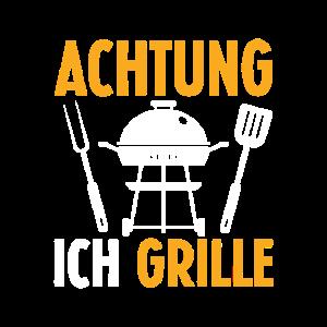 Grillen Grill Grillmeister Grillsaison Geschenk