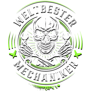 Weltbester KfZ Mechaniker - Werkstatt - Schrauber