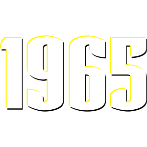 1965   Relief-Effekt Final