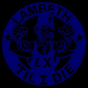 LAMBETH - NAVY BLUE
