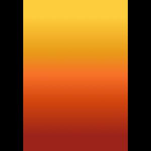 Farbverlauf gelb rot orange Sonnenuntergang
